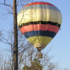 How Close To a Treetop View Did You Want? - Hot Air Balloon