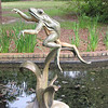 Summerville, SC - Azalea Park with Sculptures &amp; Downtown Photos : Visited for a stroll while passing through 5-10-10 and  Downtown photos on 3-27-11