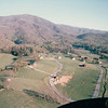 View From Helicopter Ride near Pigeon Forge, TN  4-10-97