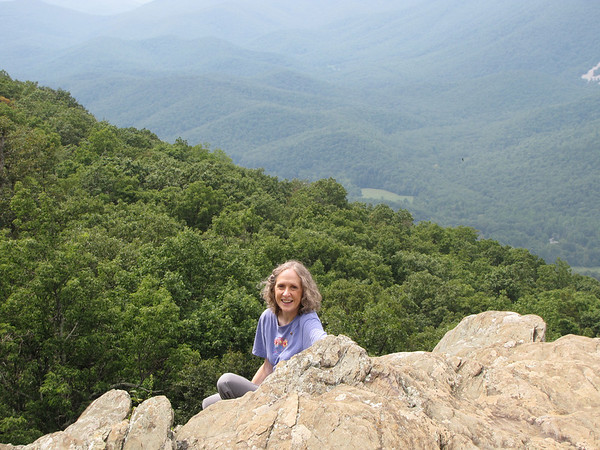 Blue Ridge Birthday - Ravens Roost, Greenstone Overlook & Humpback Rocks Visitor Center