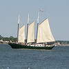Yorktown, VA - Historic Areas : Strolling the Historic Coastal Area  9-15-07