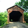 Mount Jackson, VA - Meems Covered Bridge : July 4th, 2012