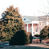 Montpelier Mansion - Home of James and Dolley Madison - Montpelier Estate, Orange County, VA  1-21-01