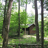 Shenandoah National Park - Herbert Hoover's Camp : Aka Rapidan Camp near Big Meadows and Visitor Center 6-10-10
