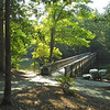 Williamsburg, VA - Waller Mill Park : Nice setting, rather flat trail and rentals to get out on the lake.  Visited 10-6-12.